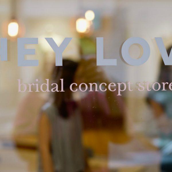 Hey Love Brautgeschäft München Bridal Concept Store 1.
