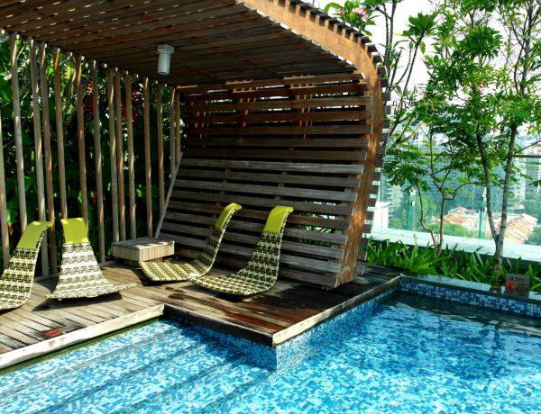 Jen Orchardgateway Flitterwochen Singapur 2