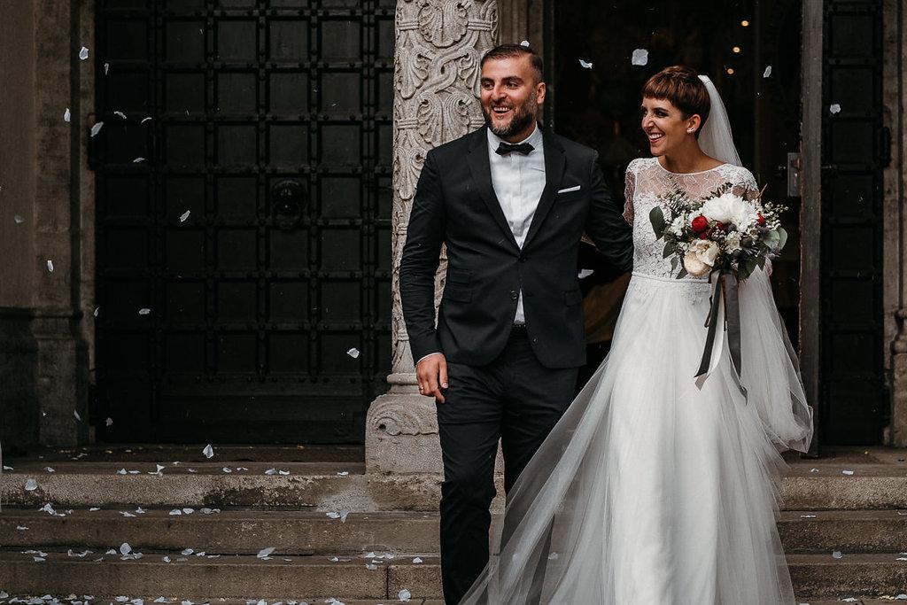 Julia George Hochzeit In St Anna Goldene Bar Isarweiss