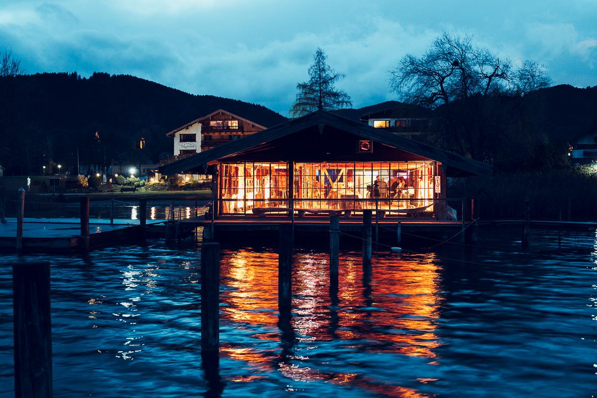 Heiraten Im Bootshaus Tegernsee Isarweiss